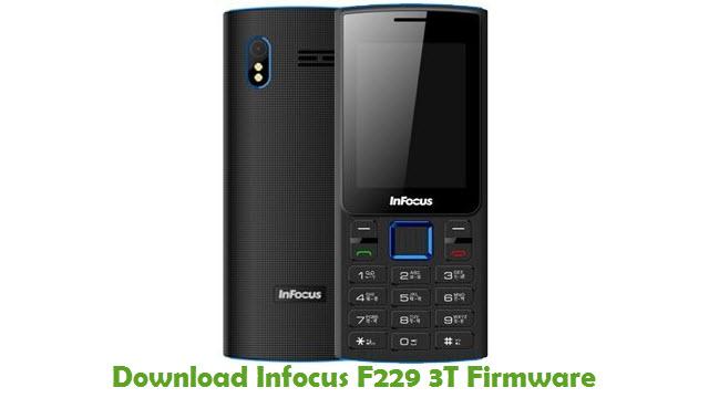 Download Infocus F229 3T Firmware