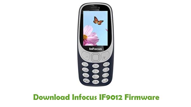 Infocus IF9012 Stock ROM