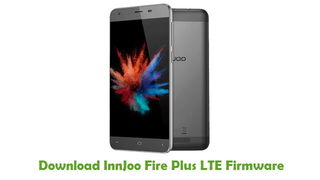 InnJoo Fire Plus LTE Stock ROM