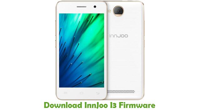 Download InnJoo I3 Stock ROM