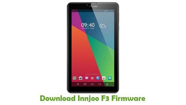 Download Innjoo F3 Stock ROM