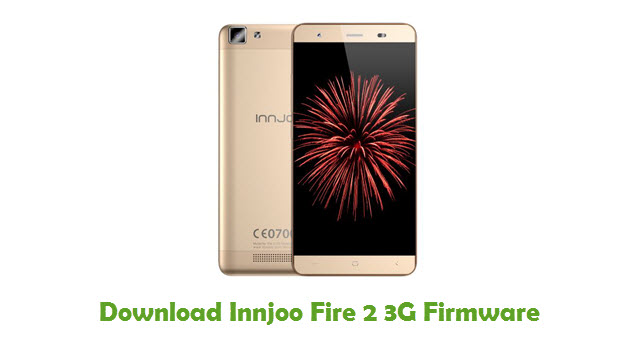 Innjoo Fire 2 3G Stock ROM