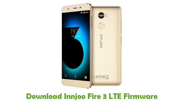 Innjoo Fire 3 LTE Stock ROM