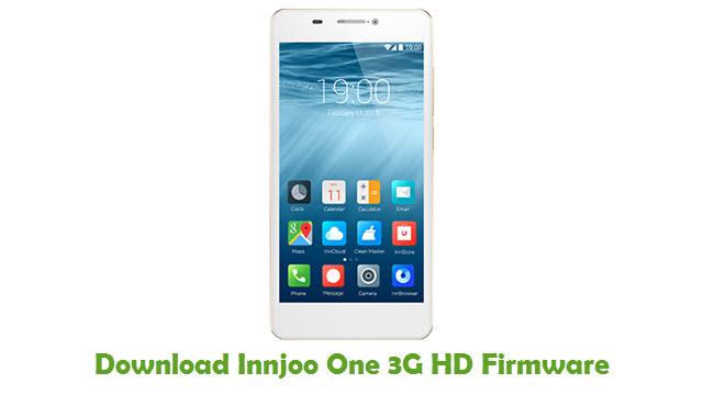 Innjoo One 3G HD Stock ROM