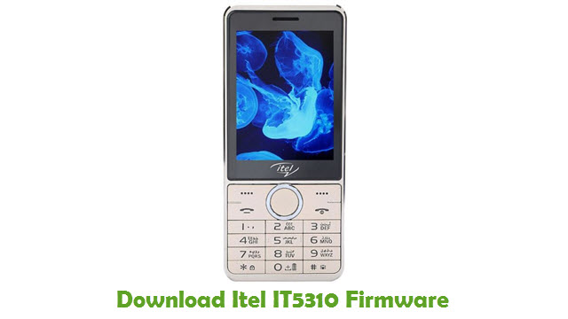 Itel IT5310 Stock ROM
