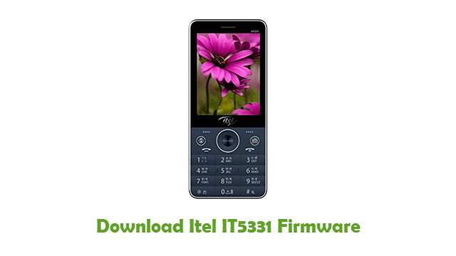 Itel IT5331 Stock ROM