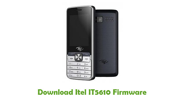 Download Itel IT5610 Stock ROM