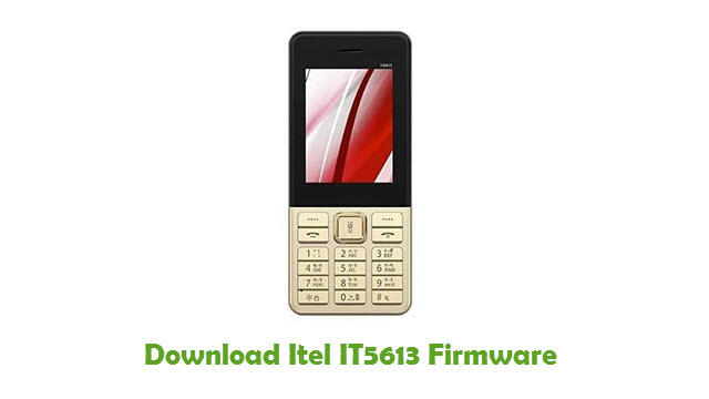 Download Itel IT5613 Stock ROM