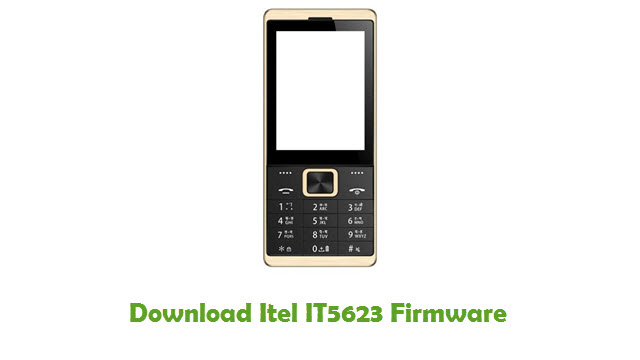 Download Itel IT5623 Stock ROM