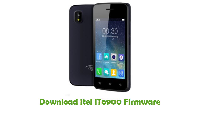 Itel IT6900 Stock ROM