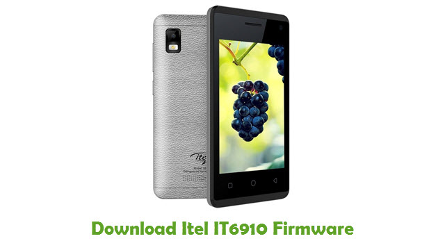Itel IT6910 Stock ROM