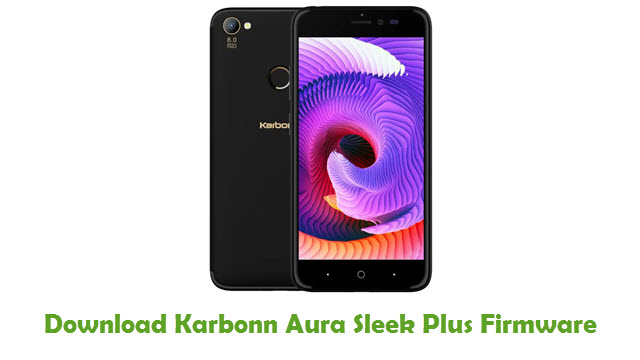 Download Karbonn Aura Sleek Plus Firmware