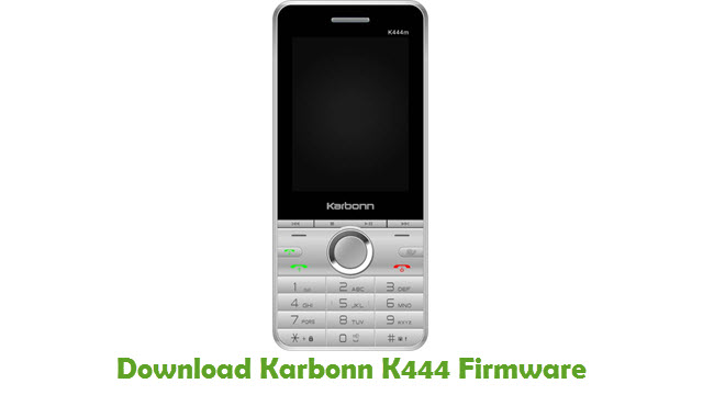 Download Karbonn K444 Firmware