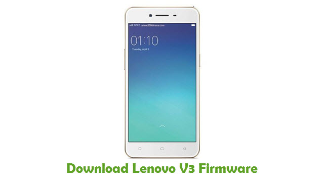 Download Lenovo V3 Stock ROM