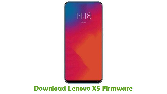 Download Lenovo X5 Stock ROM
