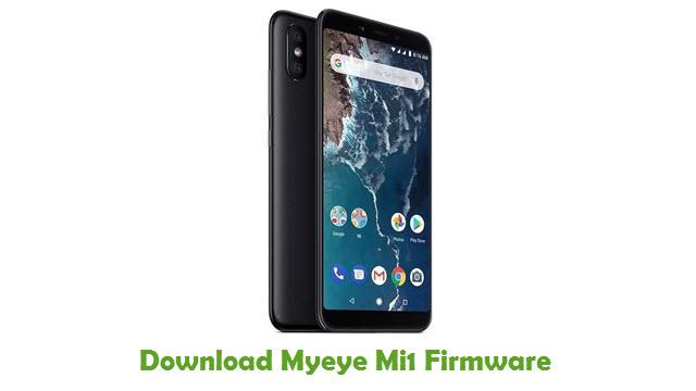 Myeye Mi1 Stock ROM