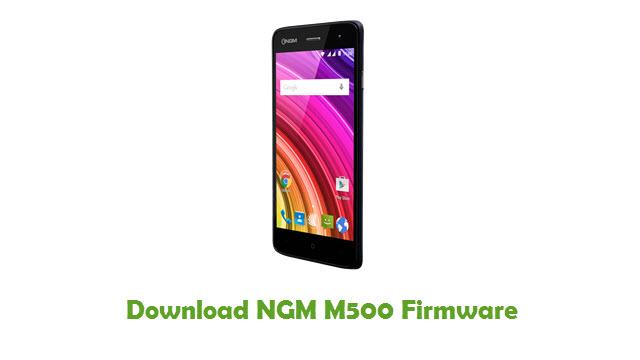NGM M500 Stock ROM