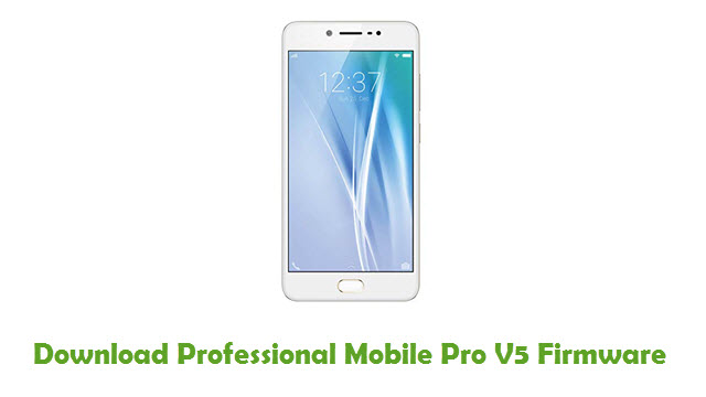 Download Professional Mobile Pro V5 Firmware