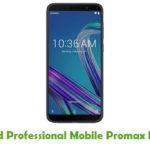 Professional Mobile Promax Firmware