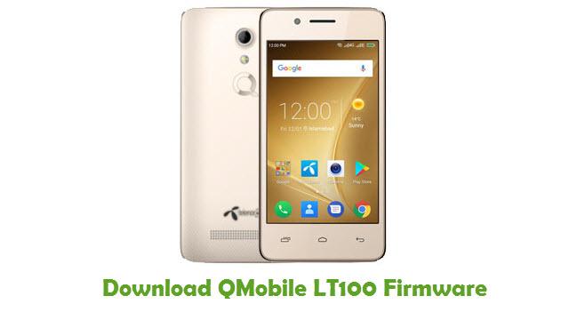 Download QMobile LT100 Stock ROM