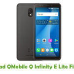 QMobile Q Infinity E Lite Firmware