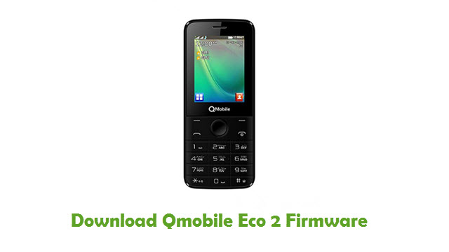 Download Qmobile Eco 2 Firmware