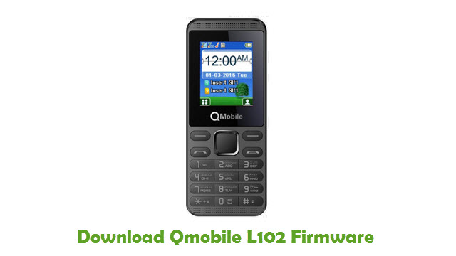 Download Qmobile L102 Firmware
