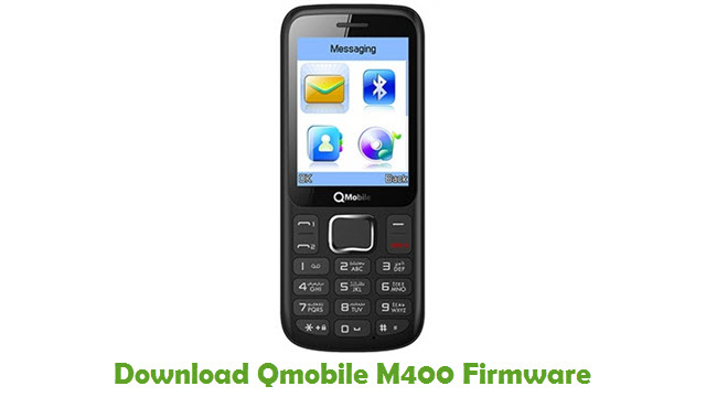Download Qmobile M400 Stock ROM