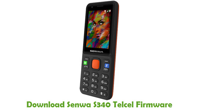 Download Senwa S340 Telcel Firmware