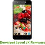 Speed 7X Firmware