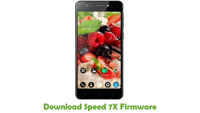 Download Speed 7X Firmware