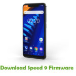 Speed 9 Firmware