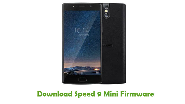Download Speed 9 Mini Firmware