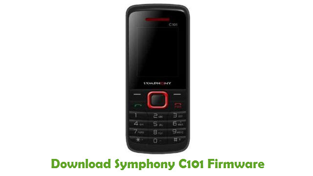 Download Symphony C101 Firmware