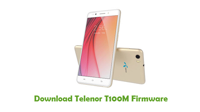 Download Telenor T100M Stock ROM