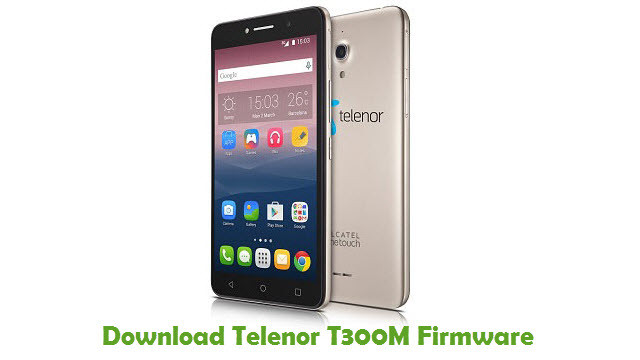 Telenor T300M Stock ROM