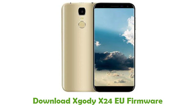 Download Xgody X24 EU Stock ROM