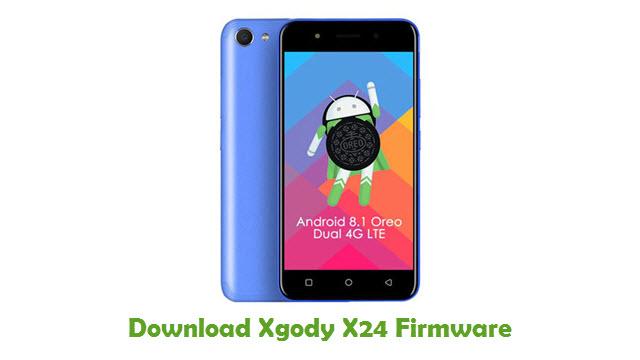 Xgody X24 Stock ROM