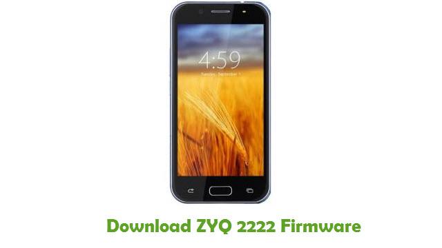 Download ZYQ 2222 Firmware