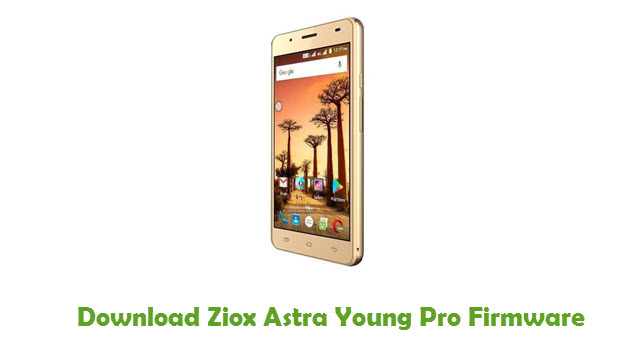 Download Ziox Astra Young Pro Firmware