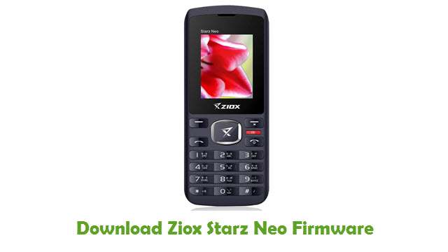 Download Ziox Starz Neo Firmware