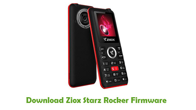 Download Ziox Starz Rocker Firmware