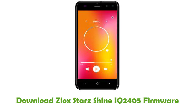 Download Ziox Starz Shine IQ2405 Firmware