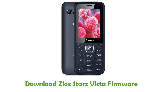 Download Ziox Starz Victa Firmware