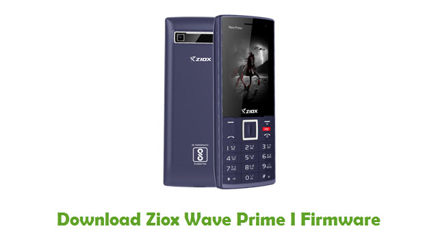 Download Ziox Wave Prime I Firmware