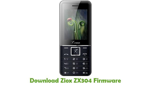 Download Ziox ZX304 Firmware