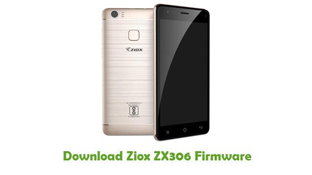 Download Ziox ZX306 Firmware