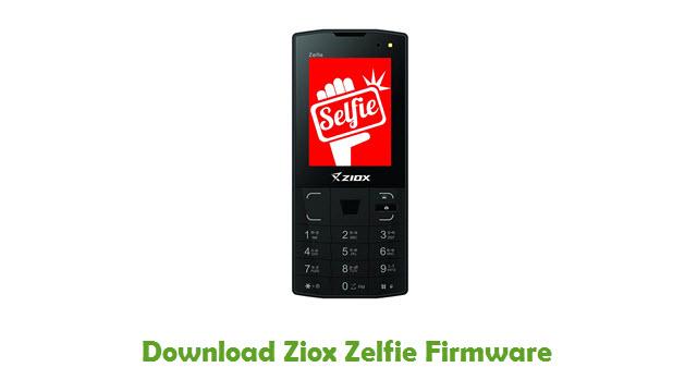 Download Ziox Zelfie Firmware