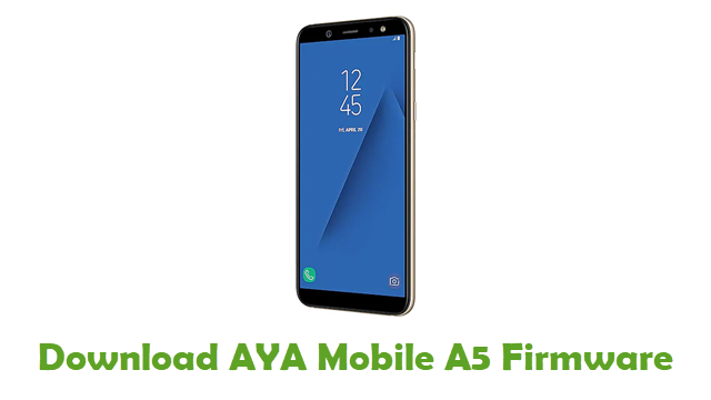 Download AYA Mobile A5 Stock ROM
