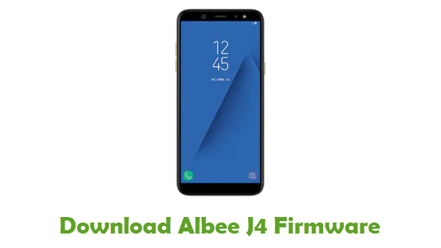 Download Albee J4 Stock ROM